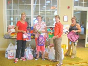 2012-08-12 - Shady Brook Donations