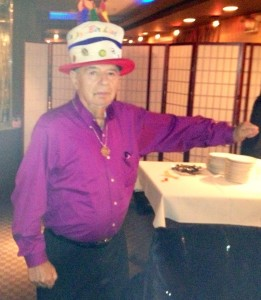 2012-11-07 - Mel Gelenberg on his 80th