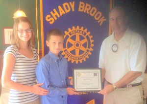 2013-05 - MP Student of the Month