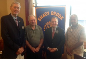 2013-10-09 - District Governor Visit