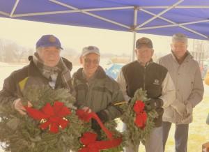 2014-12-16 - Wreaths for Natioanl Cemetery