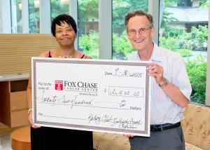 2015-08-04 - Fox Chase Cancer Center