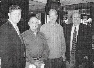 2008-02 - New members - Congressman P. Murphy, Gary Williams, don't know, Carne