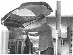 2009-07 - Lenzner RC Sec delivering TVs to VA Hospit