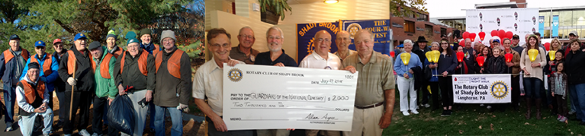 Rotary Club of Shady Brook
